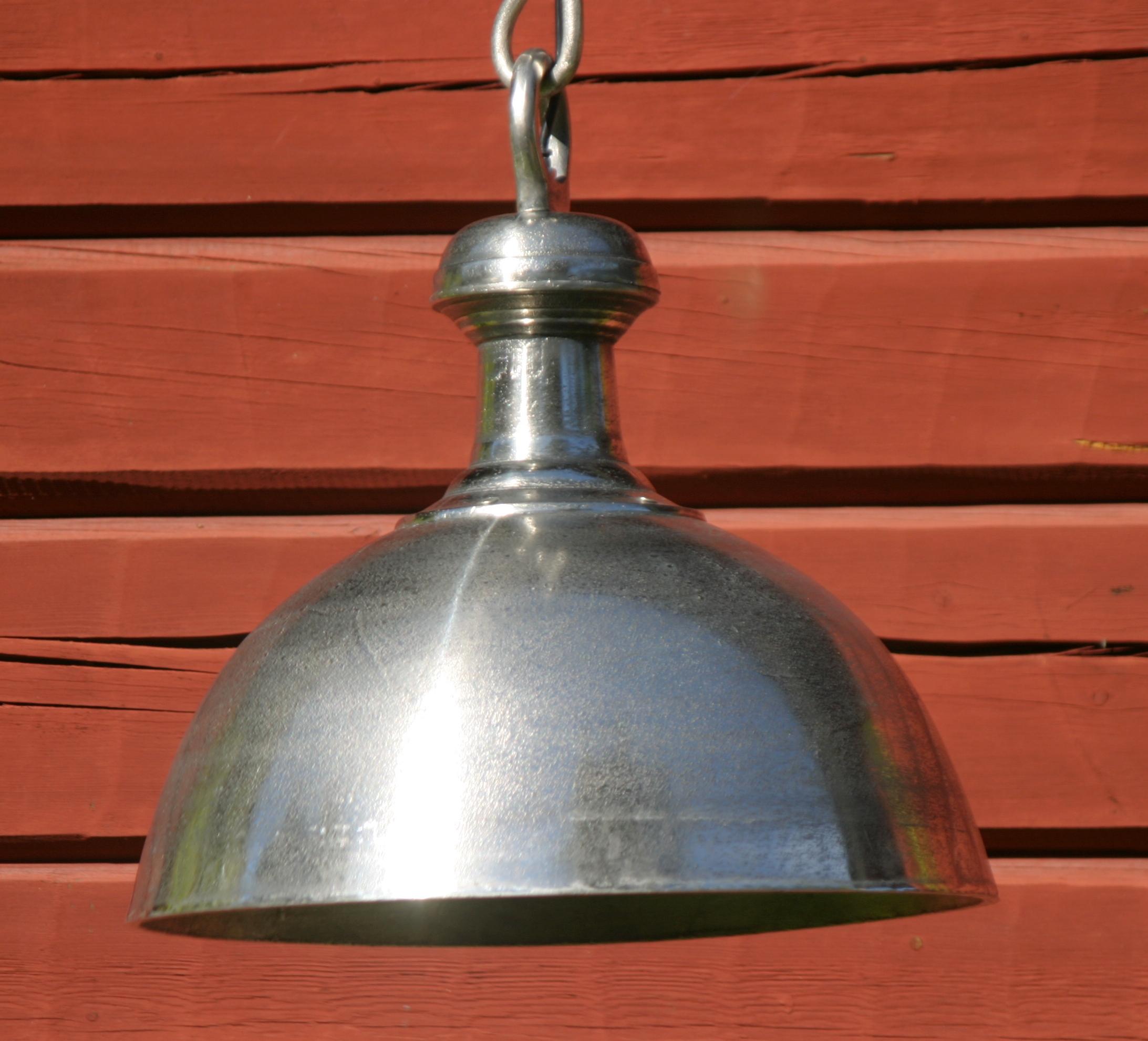 Unikating Taklampa Gjuten Aluminium