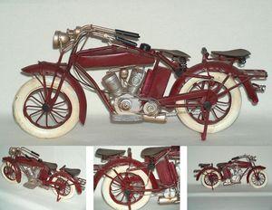 MOTORCYCKEL OLD