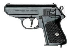 WALTER PKK  ( James Bond pistolen)