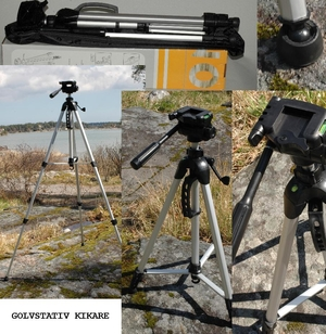 TUBKIKARE SPOTTING SCOPE 20-60x70 MED GOLVSTATIV