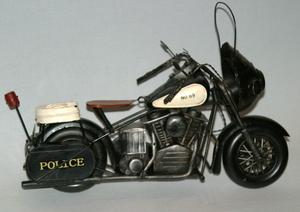 H D MODELL POLICE