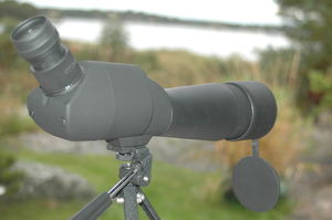 TUBKIKARE  SPOTTING SCOPE  18-70x60 MED BORDSSTATIV